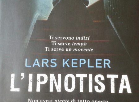 L'ipnotista, Lars Kepler