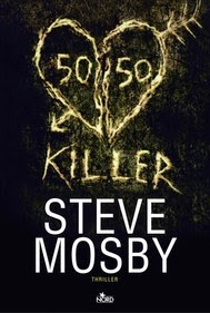 50/50 Killer, Steve Mosby | Profumo di libri