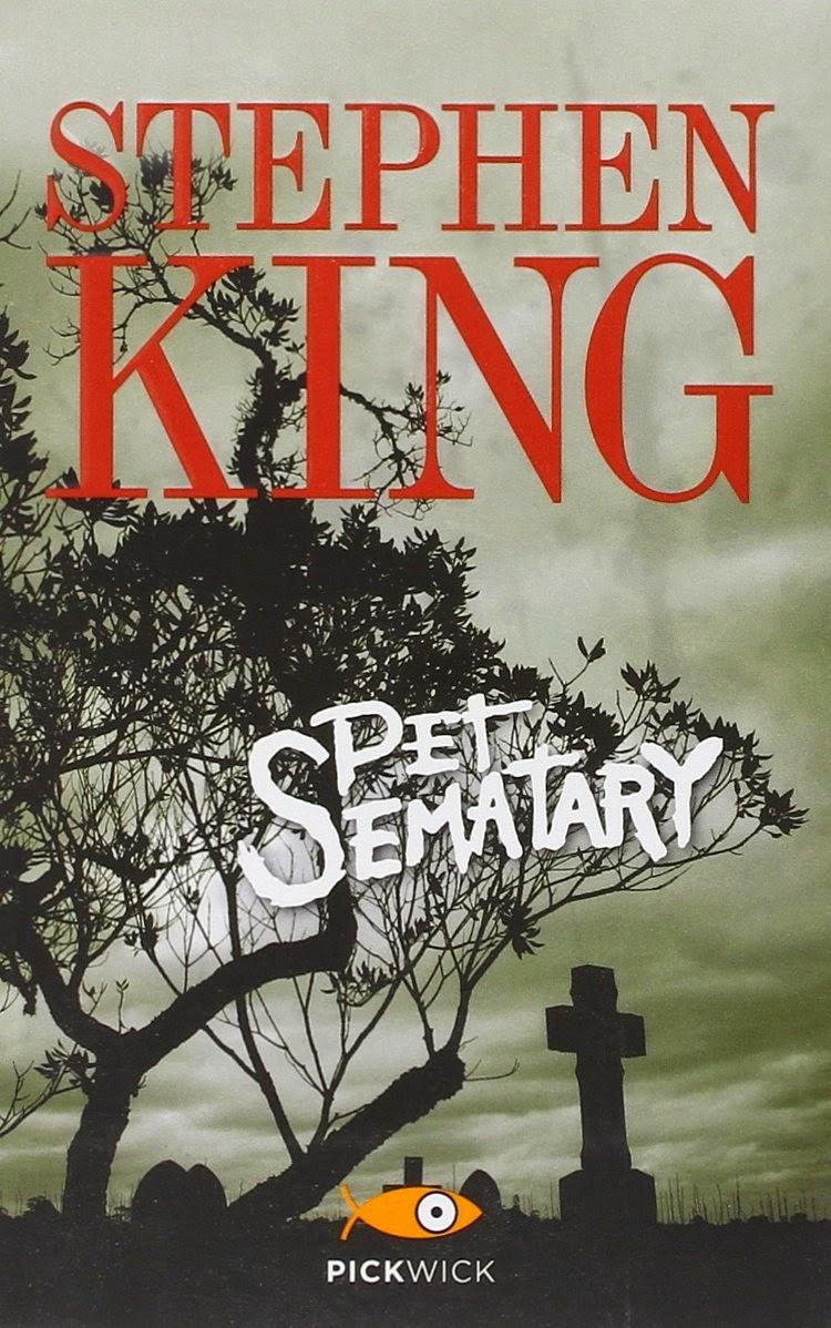Pet Sematary, Stephen King | Profumo di libri