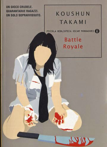 Battle Royale, Koushun Takami | Profumo di libri