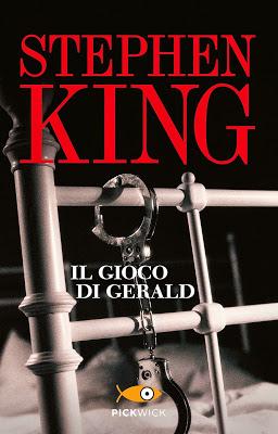 Il gioco di Gerald, Stephen King | Profumo di libri