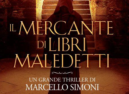 Il mercante di libri maledetti, Marcello Simoni