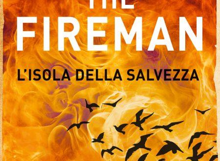 The Fireman. L'isola della salvezza, Joe Hill