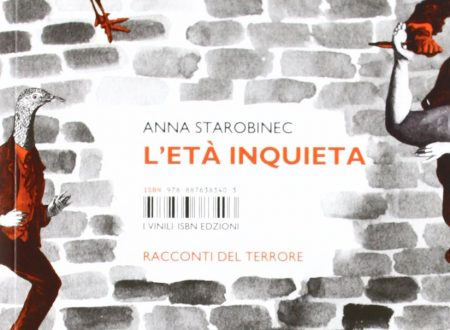 L'età inquieta, Anna Starobinec